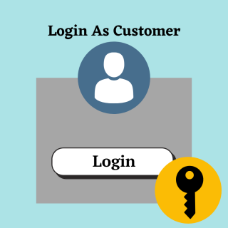 Login As Customer From Admin