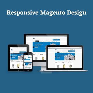 Magento Responsive Design Services