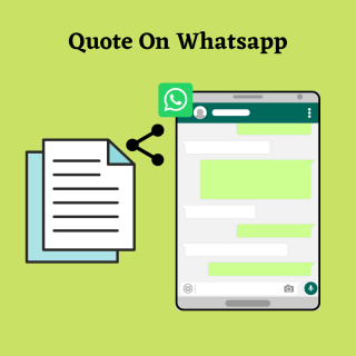 Magento 2 Quote On Whatsapp Extension