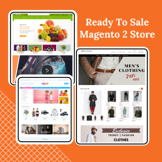 MageBoom Ready To Sell Store