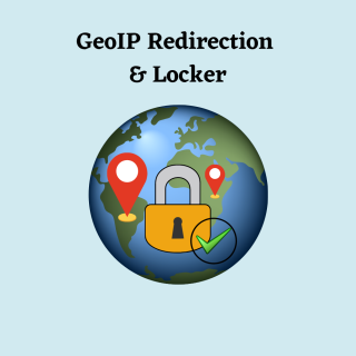 Geo IP & Redirection Extension